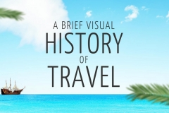 A Brief Visual History of Travel Featured Image
