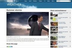 Epic edit fail on BBC Weather video Featured Image