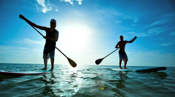 6 Reasons Paddle Boarding is Awesome Featured Image