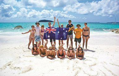 Backpacker Tours Via Australasia