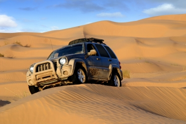 Gapyear.com Guides - Overland Tours Featured Image