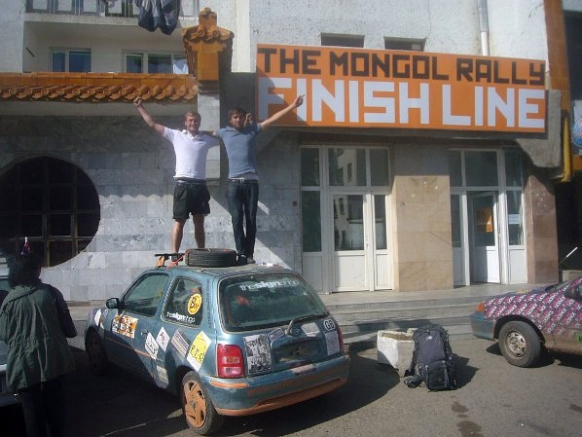 How Do You Survive the Mongol Rally? Featured Image