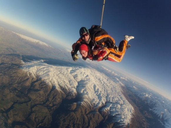 10 Activities in New Zealand for Adrenaline Junkies Featured Image