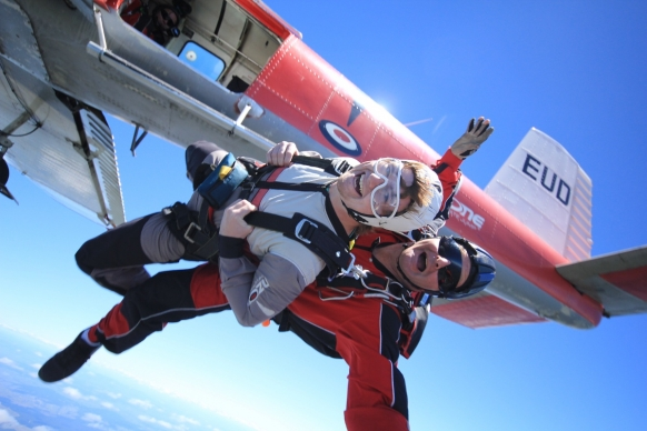 Taking the Leap: Skydiving in New Zealand Featured Image