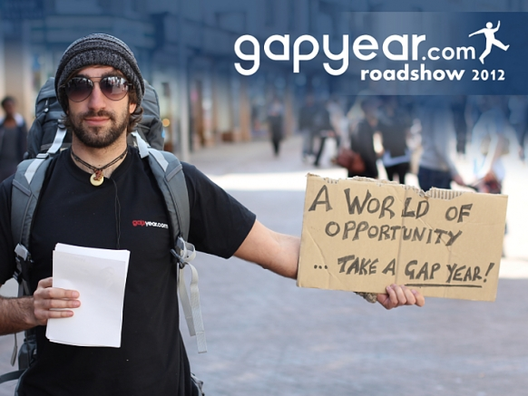 Gapyear.com hits the road Featured Image