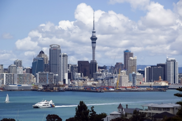 Want well-paid work? Head for New Zealand Featured Image