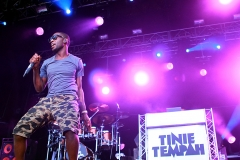 Tinie Tempah wants to go backpacking Featured Image