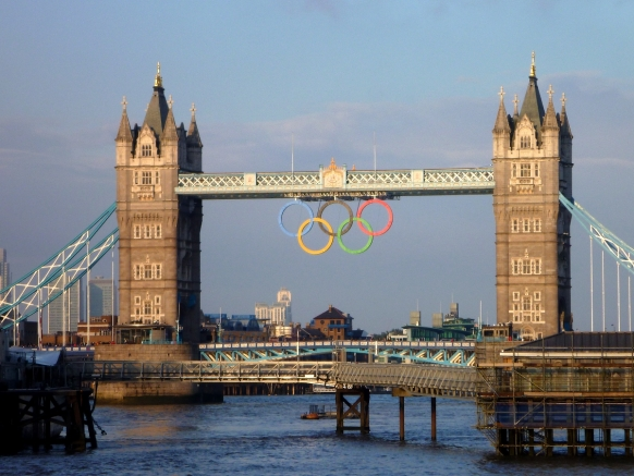 London 2012 Olympics begin Featured Image