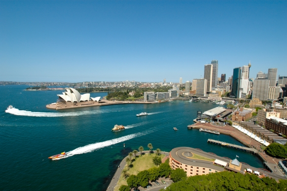 Brits vote Sydney as their favourite city Featured Image
