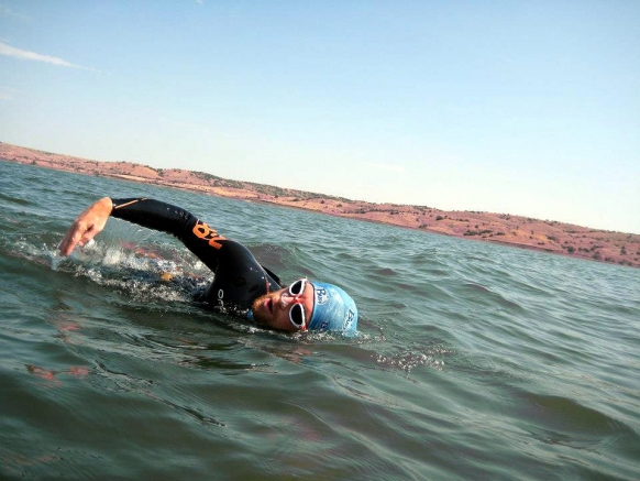 A 1000-mile Swim Down the Missouri River Featured Image