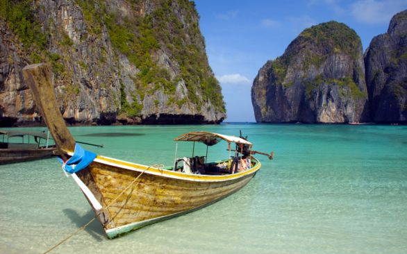 Take in Thailand on your Trip