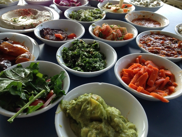 8 foods in israel you simply have to try gap year for Ancient israelite cuisine
