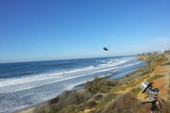 Superman spotted flying in California Featured Image