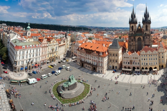 Teach English as a Foreign Language in Prague Featured Image