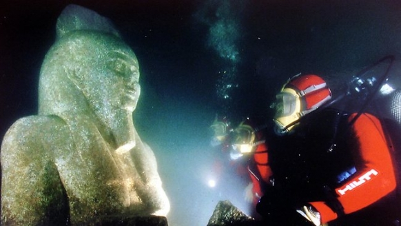 Lost ancient underwater city revealed Featured Image