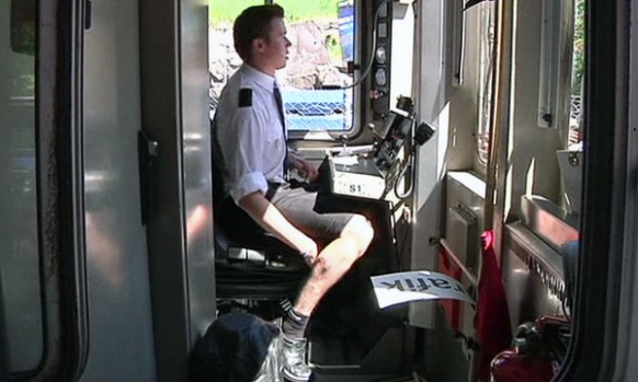 Swedish train drivers wear skirts to work Featured Image