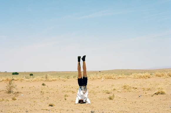 Headstand Portraits Across America Featured Image