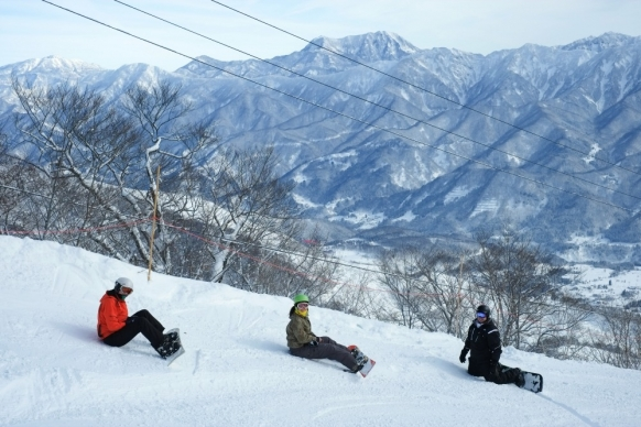 Hitting the Christmas Slopes in Japan Featured Image
