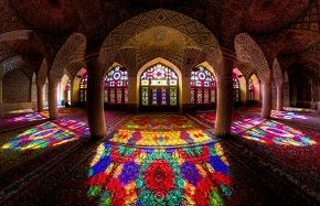The Mesmerising Mosques of Iran