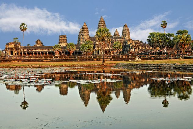 Book a Short Gap Year in Cambodia