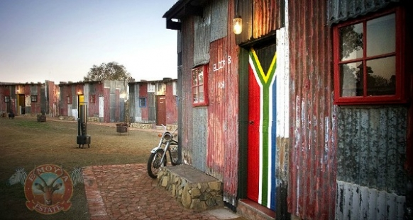 South Africa has a luxury resort that looks like a slum Featured Image
