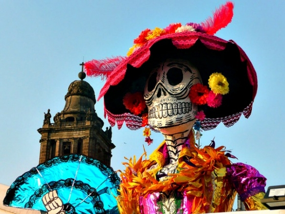 A Guide to The Day of the Dead Featured Image