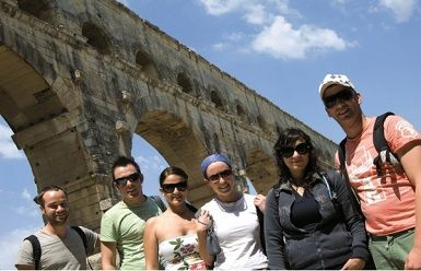 Backpacker Tours Via Europe