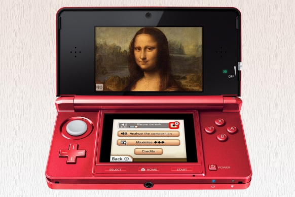 Louvre visitors get Nintendo guide Featured Image