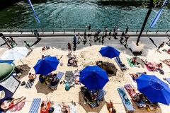 Paris sand beaches of the Seine open now Featured Image