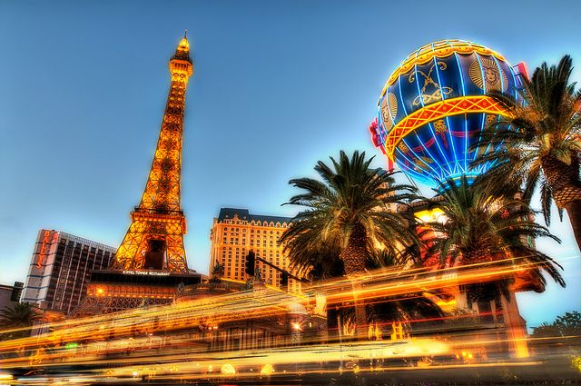 Get 3 nights 'sleep' in Vegas