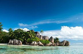 Volunteering in the Seychelles