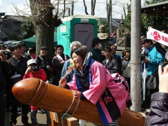 Totally Bizarre Photos from the Japanese Festival of the Penis Featured Image