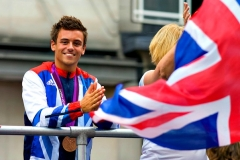 Olympic diver Tom Daley is taking a short gap year Featured Image