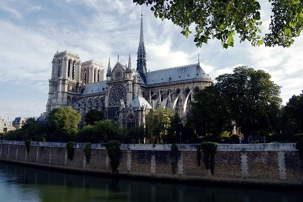 Notre-Dame Cathedral, France
