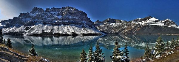 The amazing Rocky Mountains, Canada