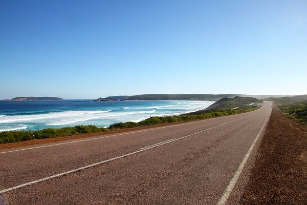 The Great Ocean Road in Australia is an iconic gap year road trip