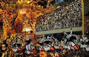 My Week At Rio Carnival