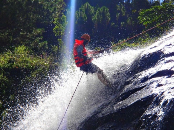 An Adventure Canyoning in Dalat Featured Image