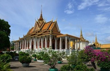 Phnom Penh's Past