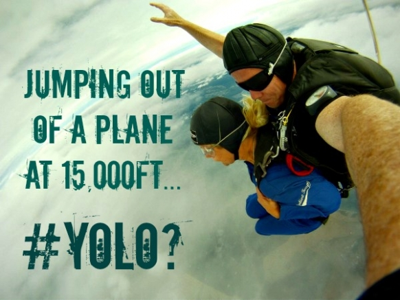 What Does Skydiving Feel Like? Featured Image
