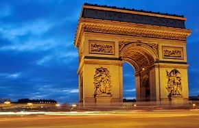 Backpacker Tours France