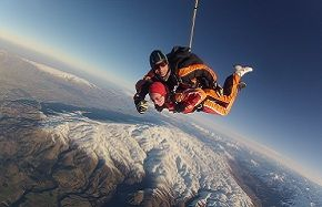10 Adrenaline Activities in New Zealand