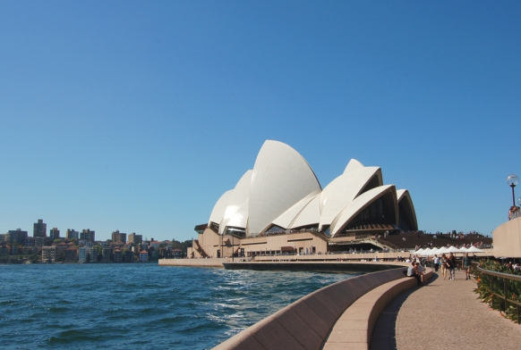 A Guide to Arriving in Sydney, Australia Featured Image