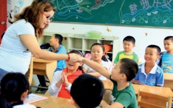 Study and Teach in China