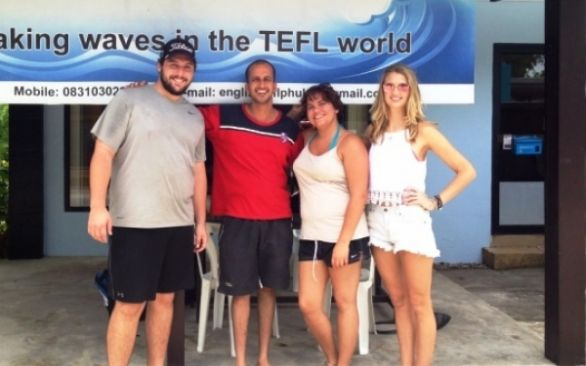 TEFL Teaching in Thailand
