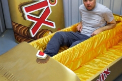 Karl Pilkington gets Twix coffin while investigating death culture in Ghana Featured Image