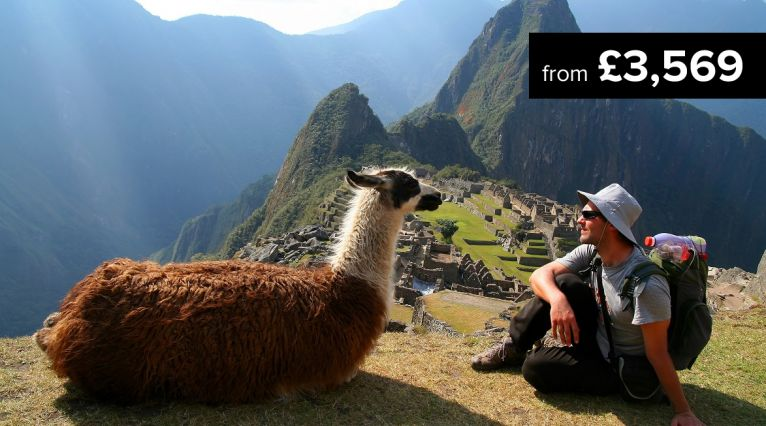 Experience South America!