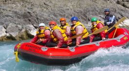 Stray - Rangitata Rafting