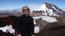 Tongariro - the view from the top!