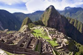 Inca Trail view